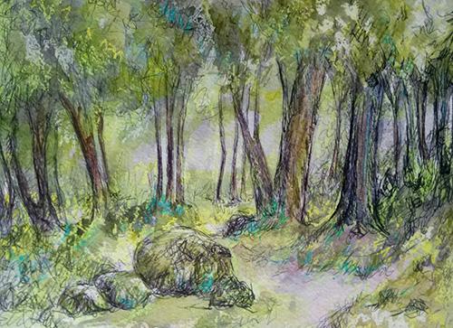 woodlands course