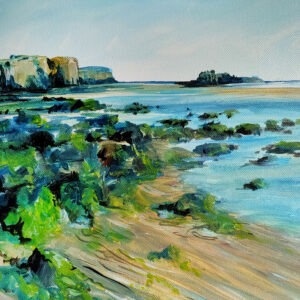 acrylic painting seascapes workshop
